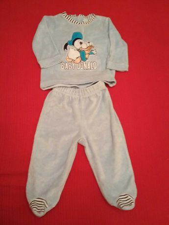 Pijama polar menino