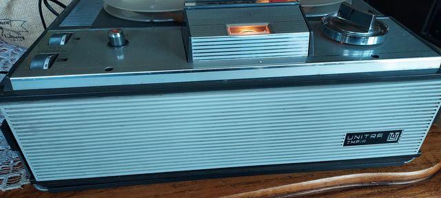 Magnetofon szpulowy czteto sciezkowy UNITRA ZMPIR ZK 150 T
