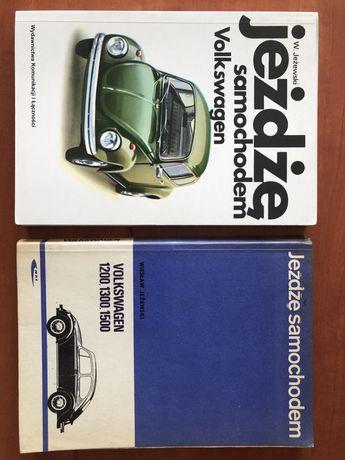 Jeżdżę samochodem volkswagen W. Jeżewski - komplet