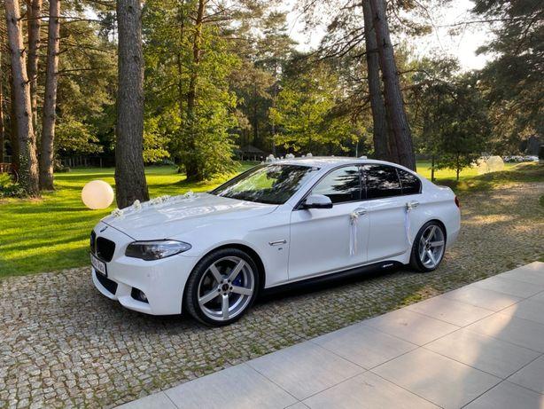 BMW 5 F10 M Pakiet - samochód do ślubu 2021/2022 !!