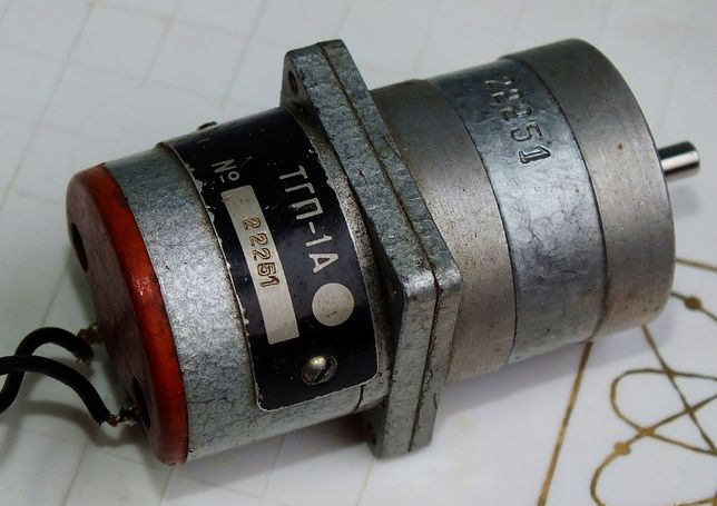 Тахогенератор ТГП - 1