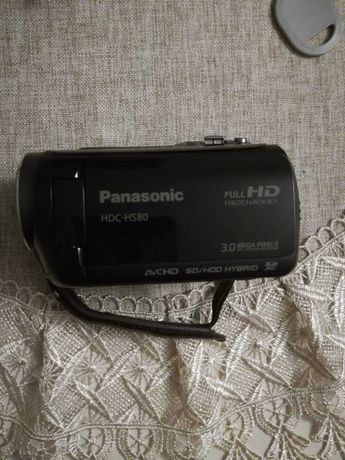 Kamera Panasonic hdc-hs80 120hdd