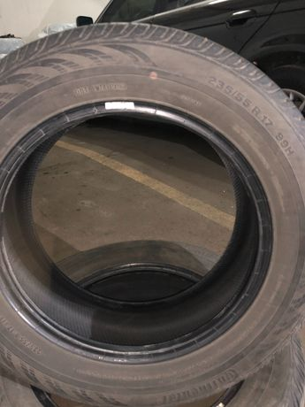 Резина автомобильная Continental 4шт 235/55/R1799H