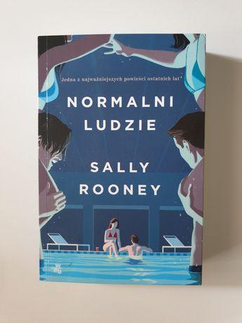 Książka Sally Rooney normalni ludzie