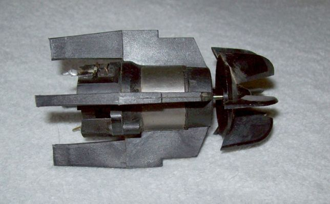 Мотор з крильчаткою ДП-Н УХЛ-4 (24 вольт)