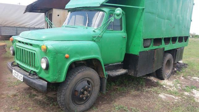 Газ 53 дизель фургон с двигателем Д-240 МТЗ