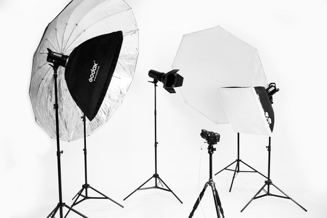 Studio Fotograficzne z Cykloramą!! na godziny w Krakowie