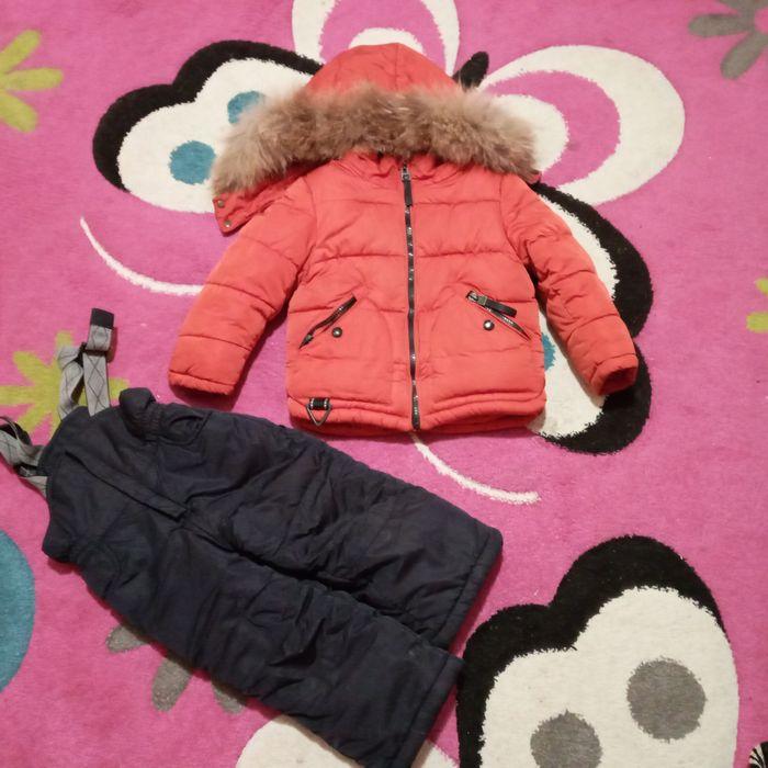 Зимовий комбінезон для хлопчика Львов - изображение 1