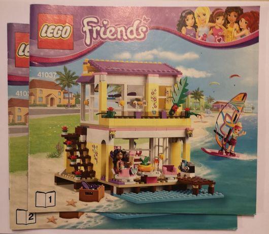 LEGO Friends 41037 - Domek na plaży Stephanie