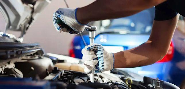 Mobilny mechanik samochodowy z dojazdem