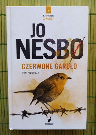 Czerwone Gardło tom2 Jo Nesbo NOWA