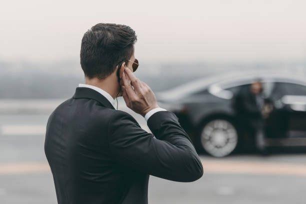 Guarda Costas / Segurança pessoal / Bodyguard / Motorista
