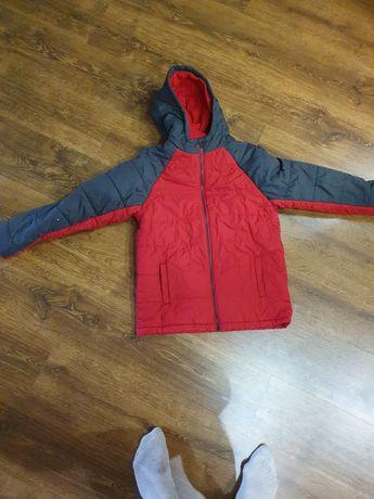 Детская подростковая куртка демисизонная