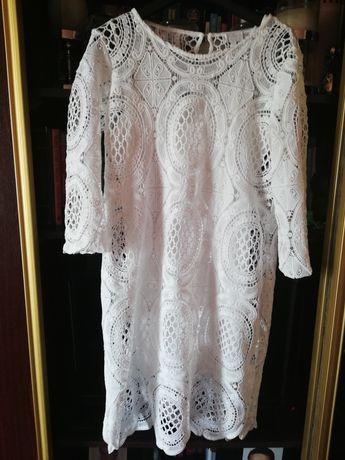 Koronkowa sukienka Michael Kors L