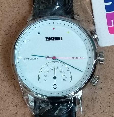 Часы Skmei 1399 Black-Silver-White