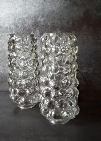 "Lampa 2 szt. Helena Tynell ""Bubble Glass"" Niemcy lata 70"