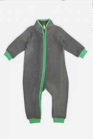 Комбинезон для малышей / человечек флисовый / подева