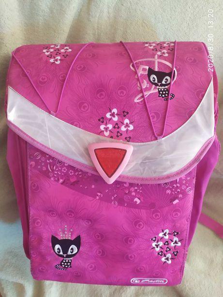 Рюкзак для начальных классов, известной фирмы herlitz