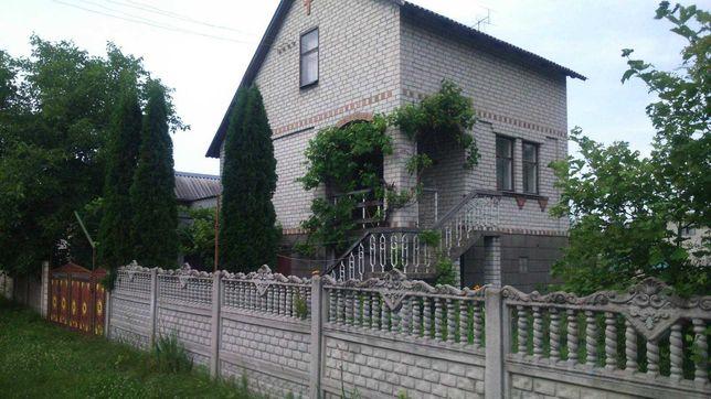 Дом, Тетеревский массив, 2-эт., кирпич