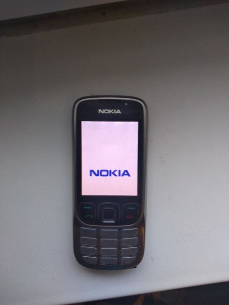 Nokia 6303i srebna