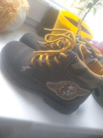 Демісезонні черевики для хлопчика