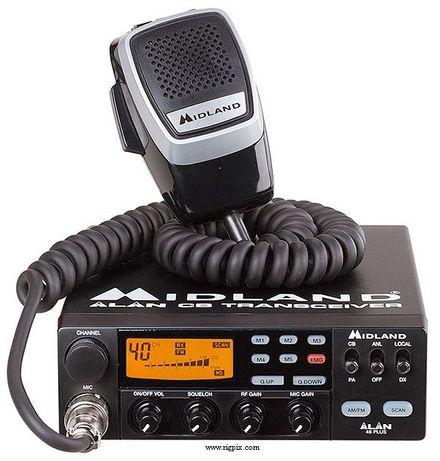 Radio CB Midlan 48 +