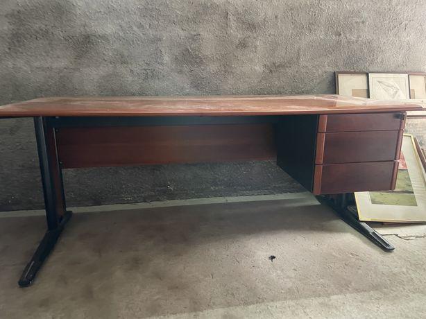 Secretaria escritorio e modulos gavetas
