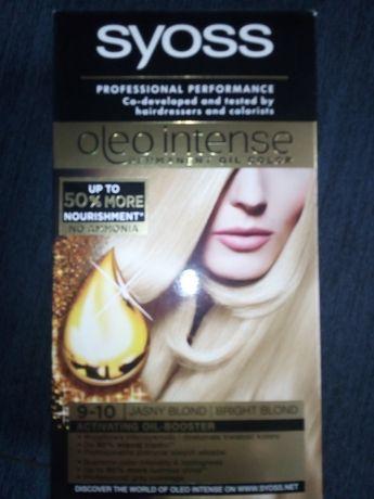 Syoss Oleo Intense kolor: Jasny blond 9-10