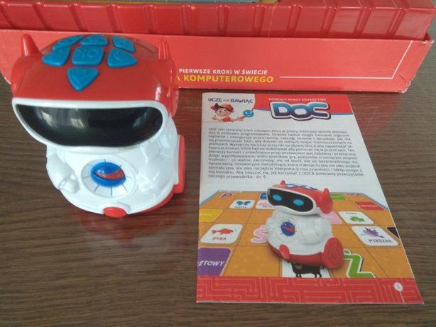 DOC Mówiący robot edukacyjny 60972 Clementoni