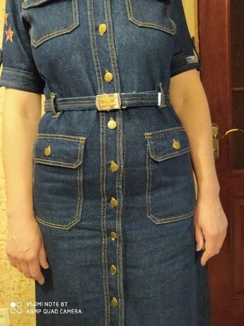 платье сарафан Montana Rifle Lee Levi's Wrangler винтаж