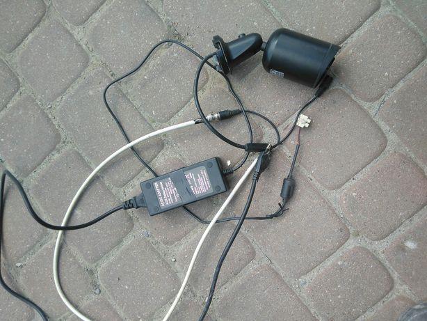 Kamera i ładowarka