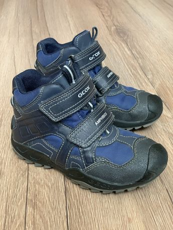 Демисезонные ботинки geox ecco 29 размер