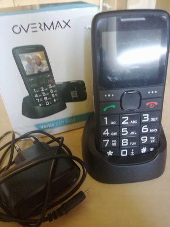 Telefon dla seniora overmax vertis 2211 easy