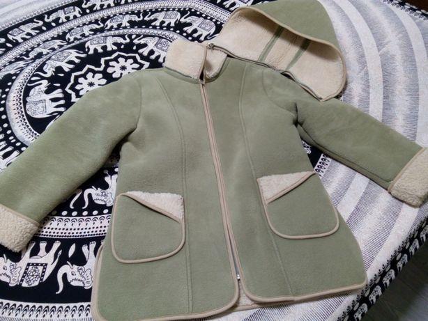 Куртка легкая и теплая