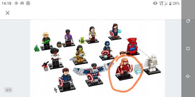 Lego Marvel Minifigurka