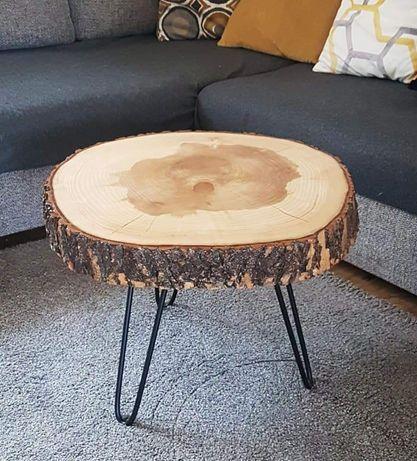 Stolik kawowy jesion