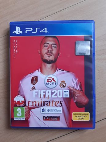 Gra Fifa  20   PS4