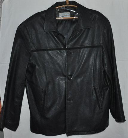 продам мужскую кожаную куртку 9хl