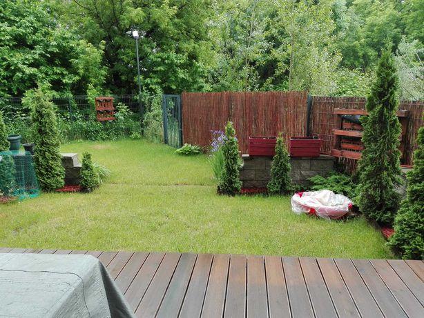 Mieszkanie z ogródkiem przy Parku Szczęśliwickim