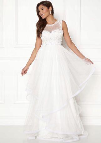 Nowa suknia ślubna S Chiara Forthi Mialno księżniczka celiny tiul