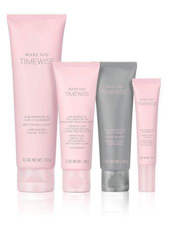 Mary Kay TimeWise zestaw kosmetyków