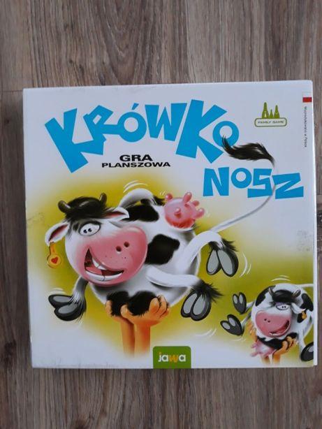 Gra planszowa Krówkonosz