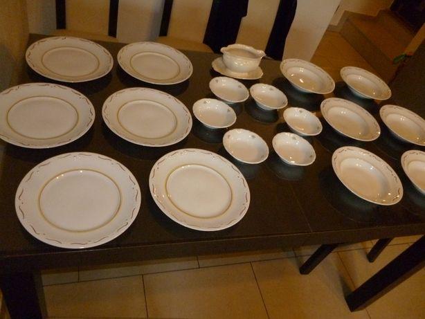 Serwis obiadowy na 6 osob Karolinka