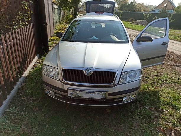Продам авто Skoda Octavia A5