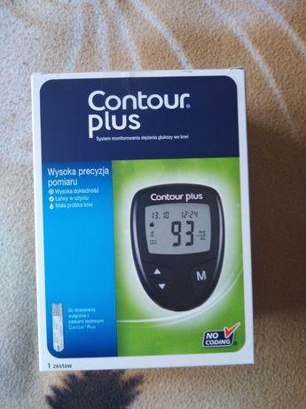 Glukometr Contour Plus - nakłuwacz