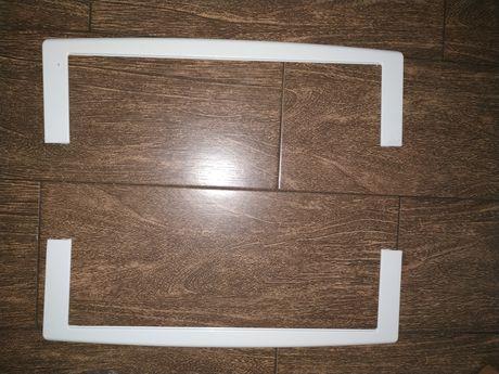 Обрамление стеклянной полки indesit Ariston bosh Samsung