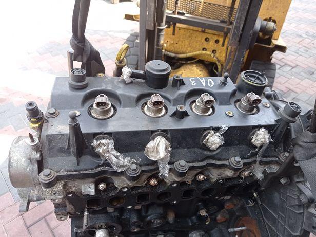 АВТОРОЗБОРКА! Мотор Двигун Двигатель Opel Astra 1.7 Z17DTR 1676504