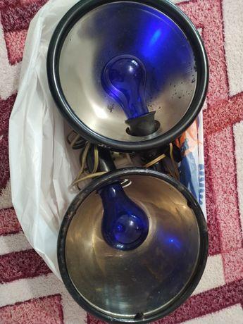 Ультрафиолетовые лампы, рефлектор