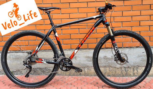 "Велосипед Найнер Trek Superfly Al 29"" 21"" Magura Deore XT воздух Fox"