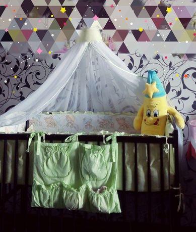 Кроватка, кровать детская.